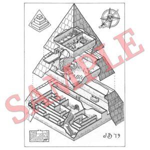 Pyramid Hidden Temple