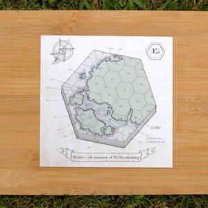 Ei: Eichia – Gwrthod Hex Map