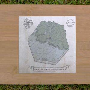 Ei-C3: Salt Marshes and Cliffs of Gwallgofrwydd – Gwrthod Hex Map