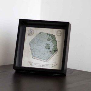 Ei-C4: Sunrise Lake – Gwrthod Hex Map