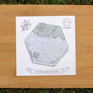 Ei-C5: The Nesting Grounds – Gwrthod Hex Map