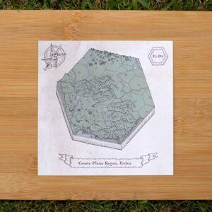 Ei-D4: Cenote Plains – Gwrthod Hex Map