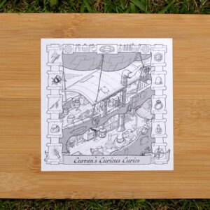 Curran's Curious Curios (airship)