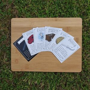 Item Card Pack 4 (contains 6 magic items)
